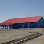 Казахстан, молокопереробний завод на 25 000 літрів/день